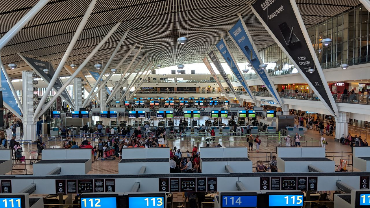 【2018】ケープタウン国際空港の基本情報まとめ(ATM・レストラン等)